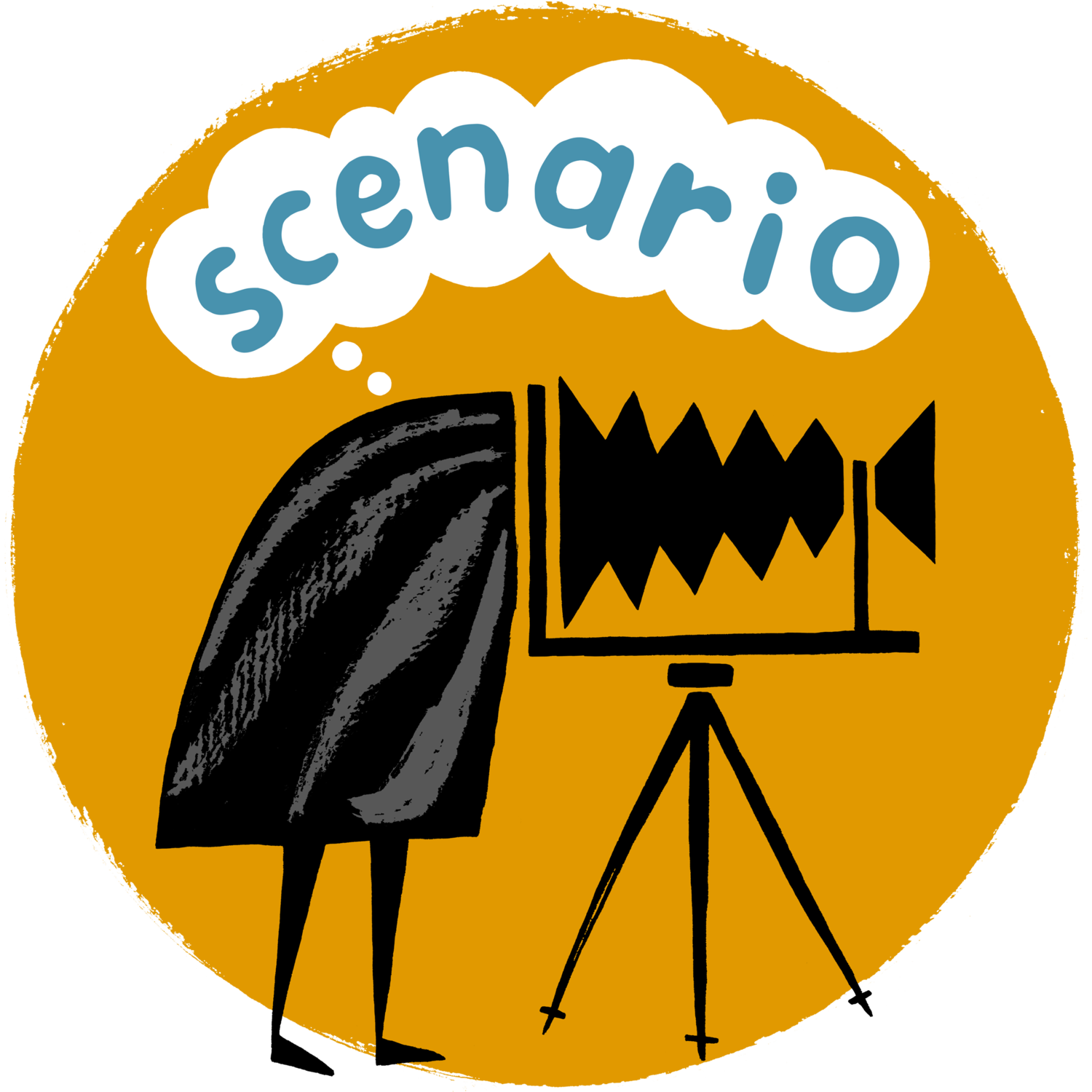 Scenario Podcast Logo