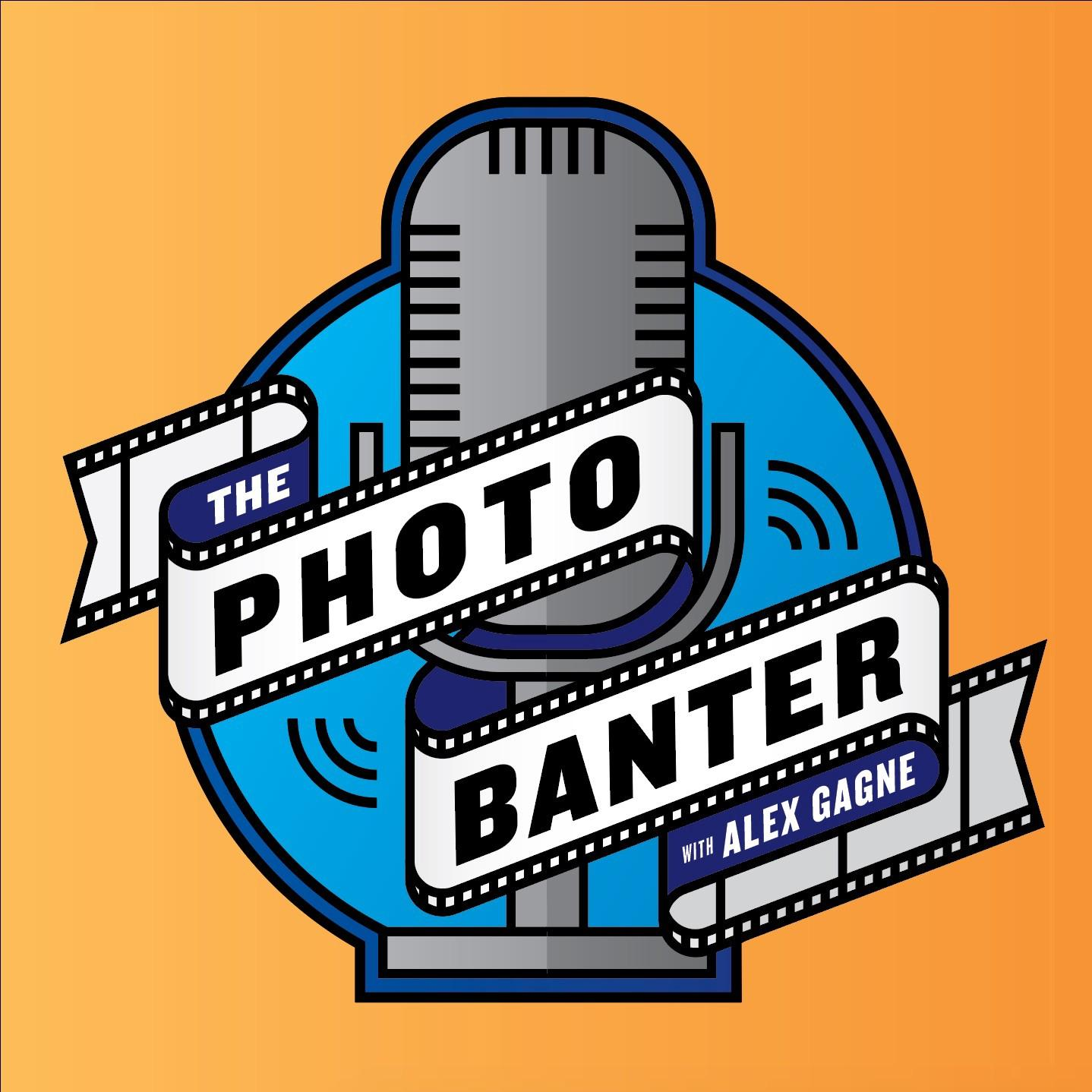 The Photo Banter Podcast Logo