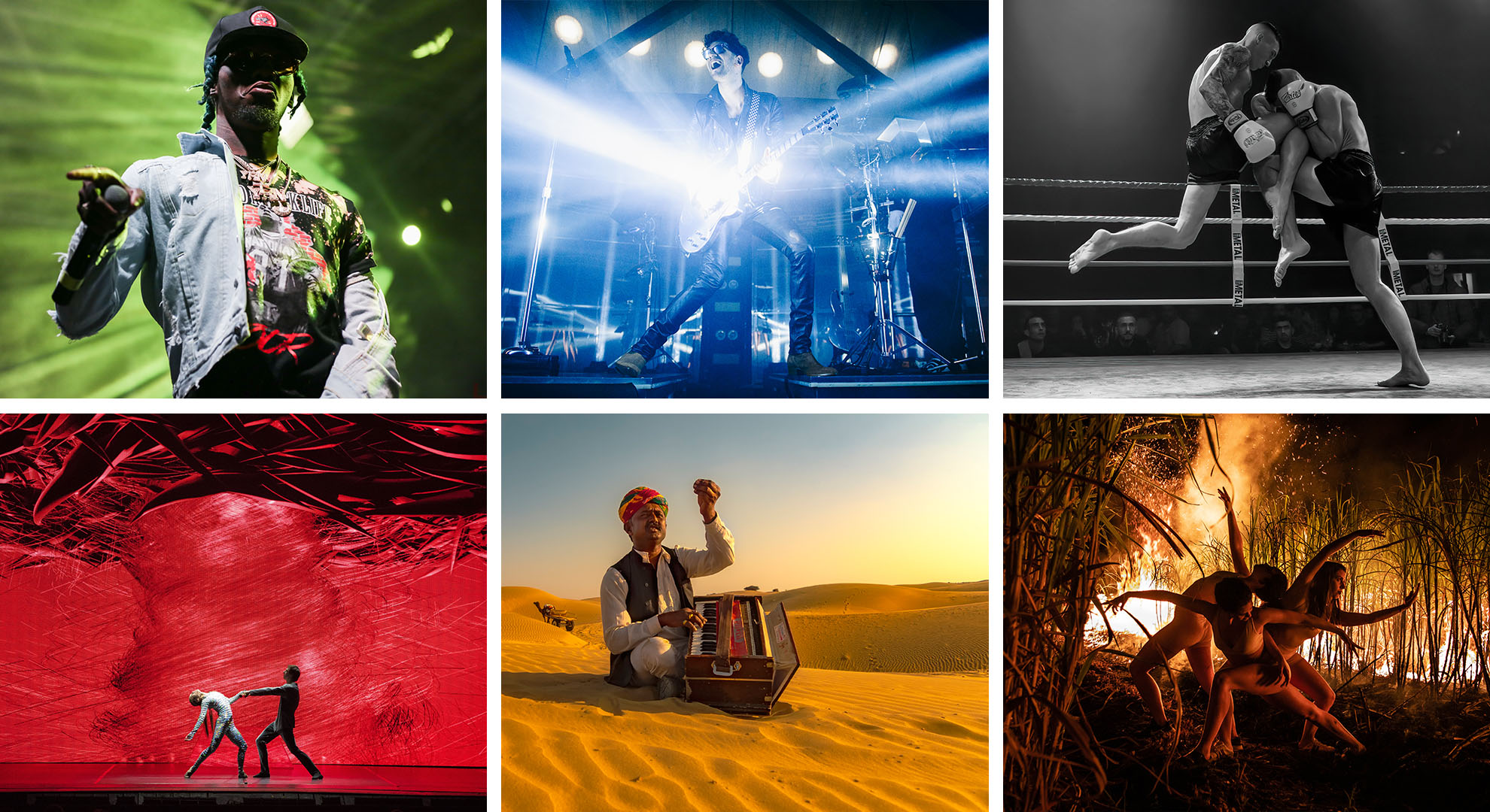 "Jake Chamseddine reveals the ""Capturing Performances"" Quest winners"