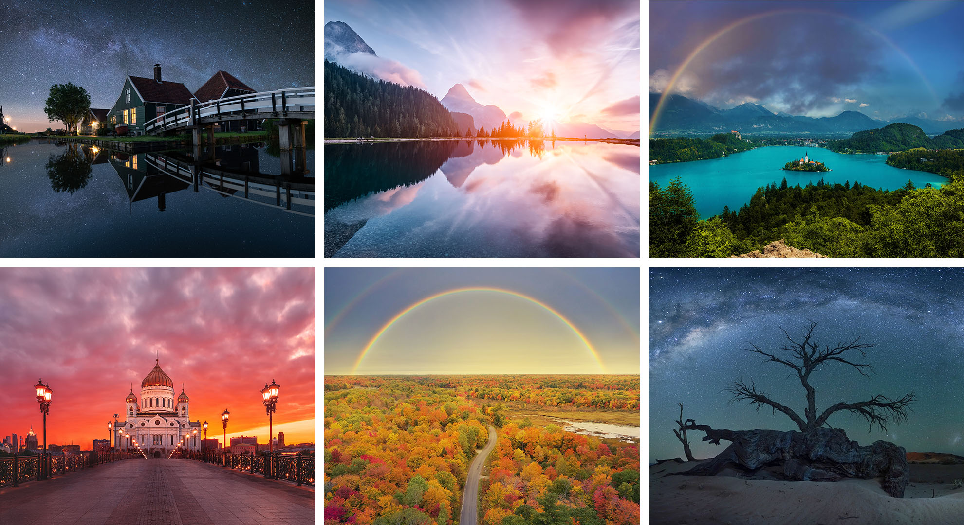 "Luminar's ""Dramatic Sky Edits"" Quest Winner Revealed"