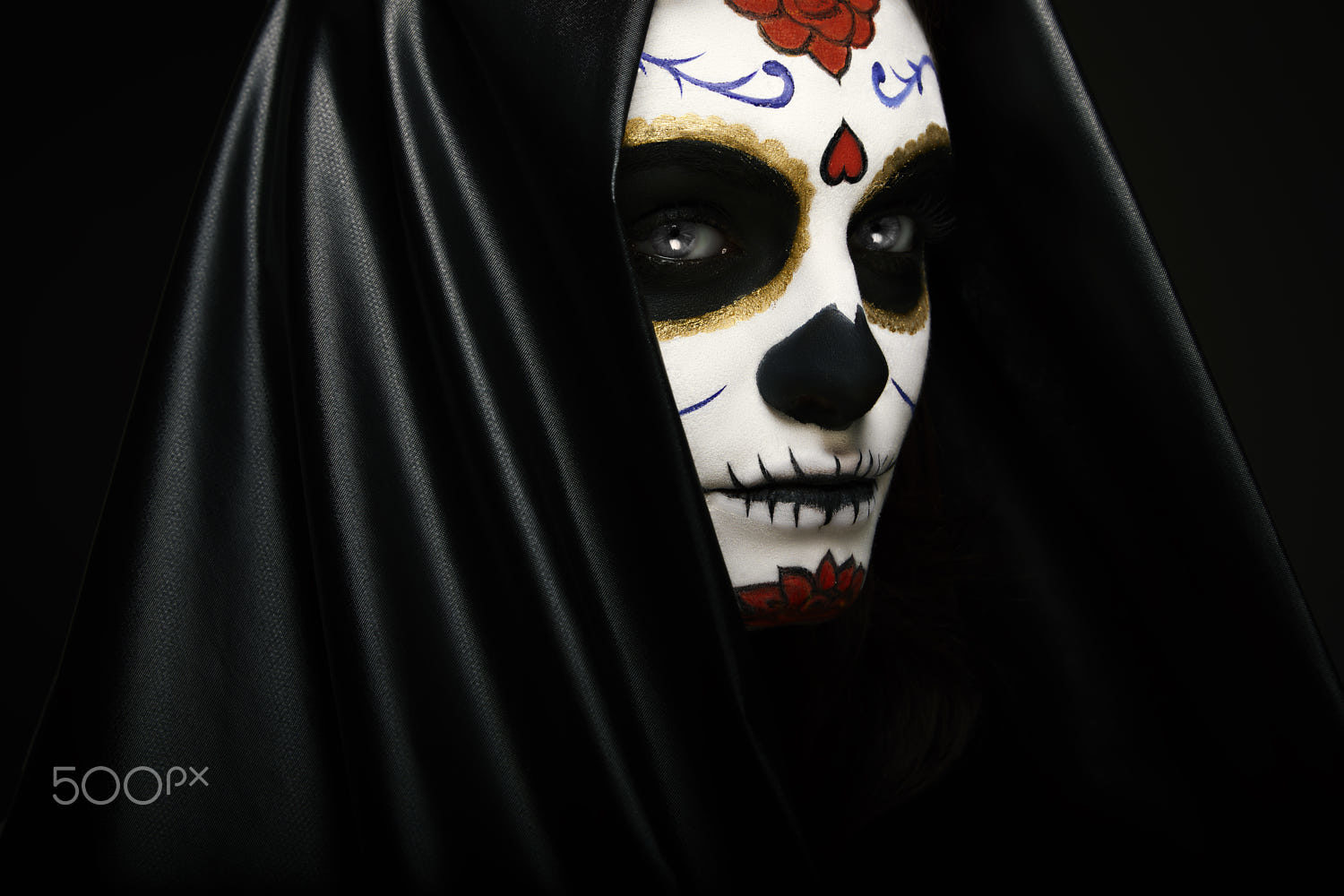 Stunning pictures of Day of the Dead on 500px