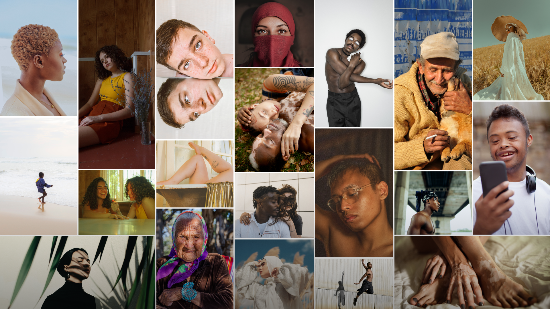 Intersectional Diversity: 500px Commercial Grant Recipients