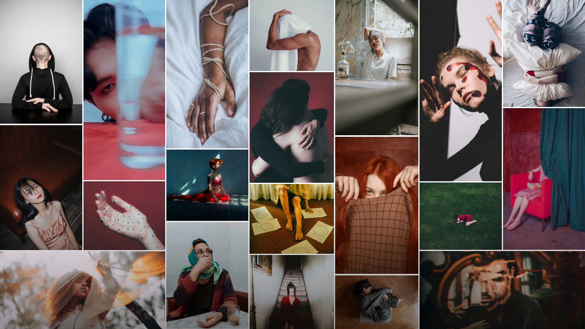 Reimagining Mental Health: 500px Commercial Grant Recipients