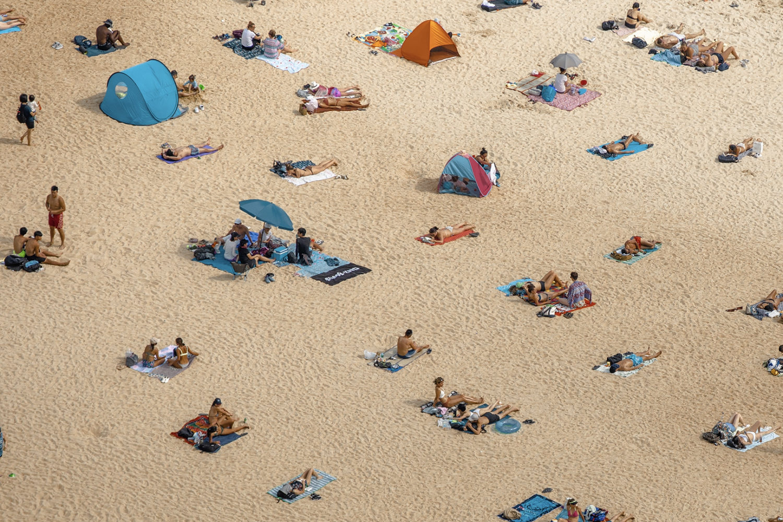 Life's a beach: 17 photos that capture the spirit of summer