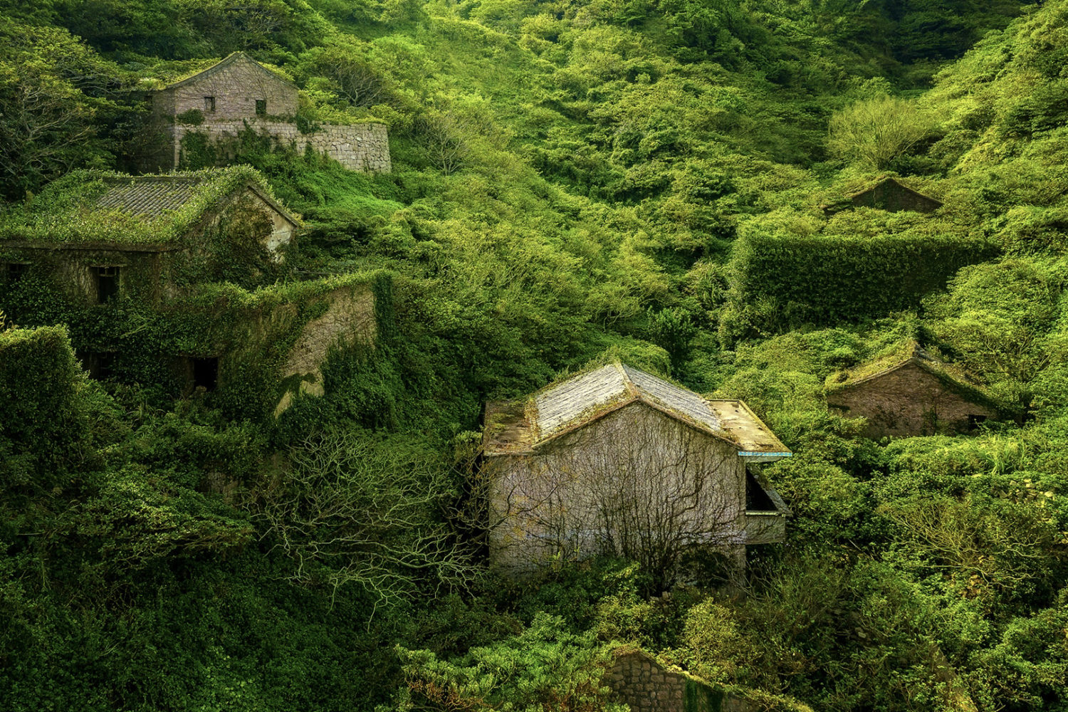 Visiting the most astonishing abandoned places in the world, in photos